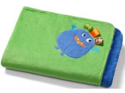 BabyOno 75х100 см Зелено-синее (1401/04) BabyOno