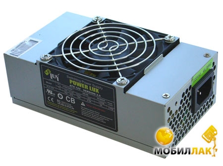 LuxP@d Flex ATX 370W PowerLux PLF-370 MobilLuck.com.ua 153.000