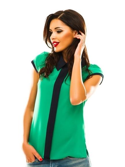 Зеленая Блузка Купить В Самаре