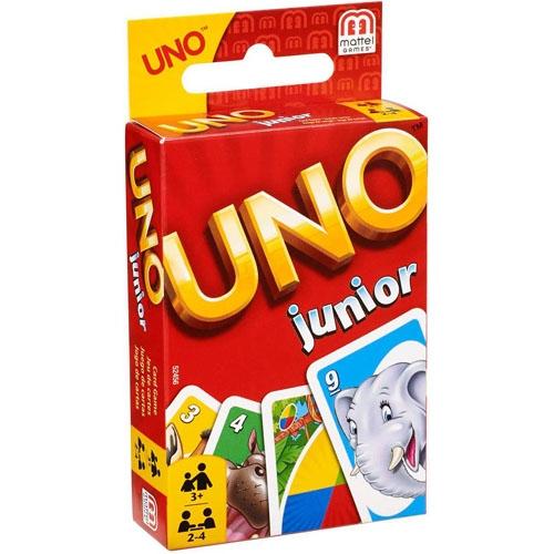 Настольная игра Mattel UNO для самых маленьких (52456)