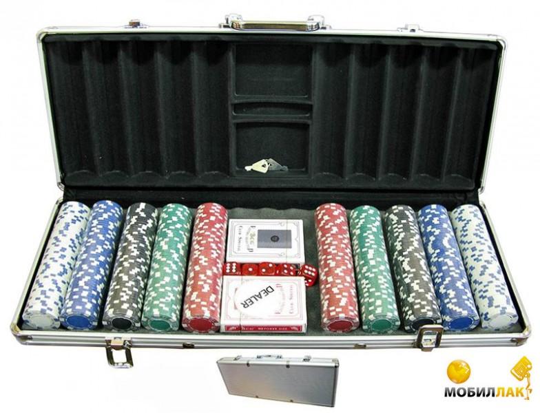 Даршан Набор для покера в кейсе CBA205 500 Даршан