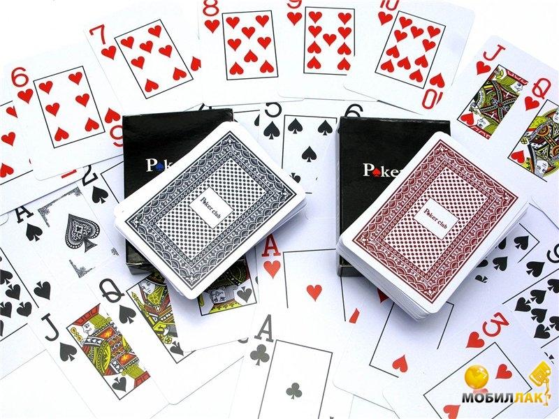 Нет, Карты Poker Club Можно пролететь
