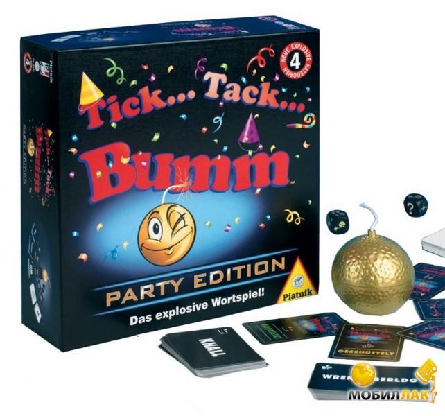 Настольная игра Piatnik Тик Так Бумм-Вечеринка (737497)