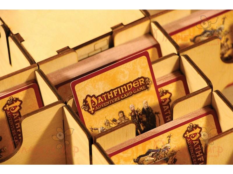 Органайзер для карт pathfinder своими руками 69