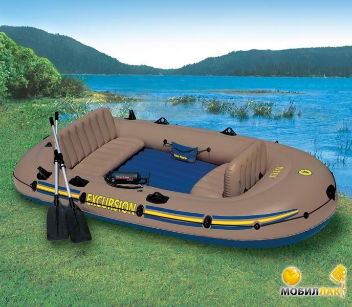 полтора местная лодка из пвх