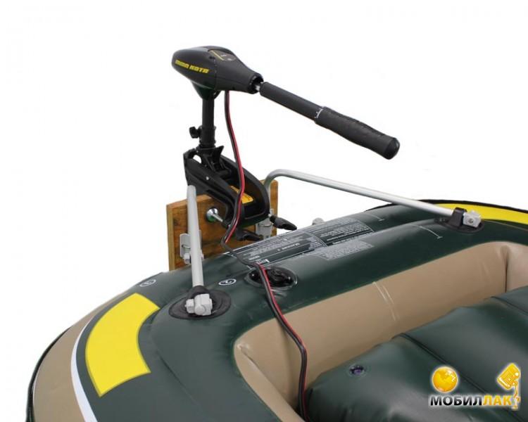 электромотор на надувную лодку своими руками