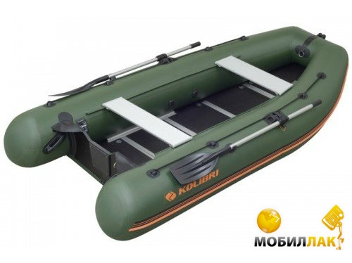лодка колибри 330 дсл цена