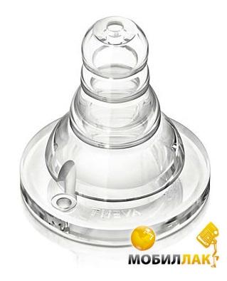 Philips Соска со средним потоком Avent Standart от 3 мес., 1 шт. (SCF968/22) MobilLuck.com.ua 39.000