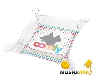 aquael Aquael Миска Comfy пластик складная Ben 21х21200мл