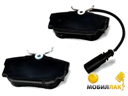 ABS Комплект тормозных колодок 37142 MobilLuck.com.ua 430.000