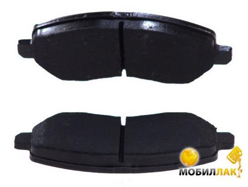 TRW Комплект тормозных колодок GDB3287 MobilLuck.com.ua 443.000