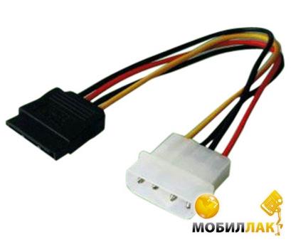 Noname Кабель SATA-Power supply MobilLuck.com.ua 20.000