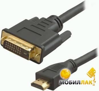 ATcom DVI-HDMI 1,8м 2 ferite (3808) MobilLuck.com.ua 58.000