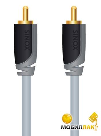 Sinox Цифровой кабель SX Plus Digital Сoaxial, 1.0m (SXA4801) MobilLuck.com.ua 47.000