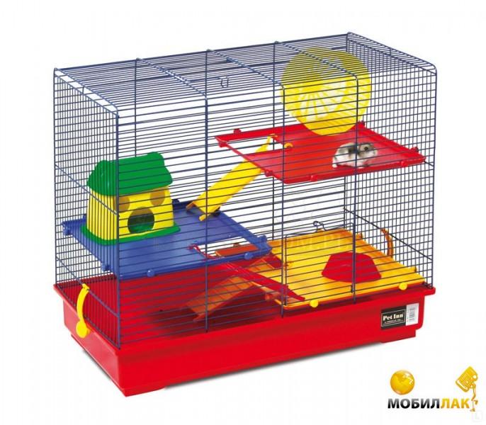 aquael Aquael Клетка для мелких грызунов Astro 4 57*30*46