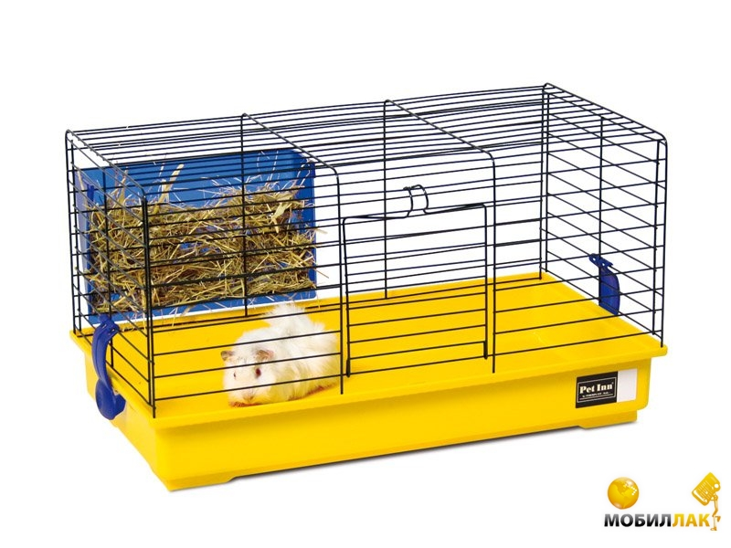 aquael Aquael Клетка для средних грызунов Mini Banny 58,5x30x31,5 см
