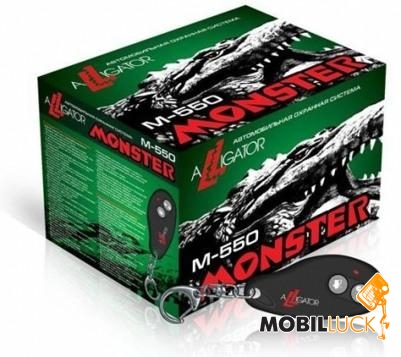 Alligator M-550 MobilLuck.com.ua 535.000