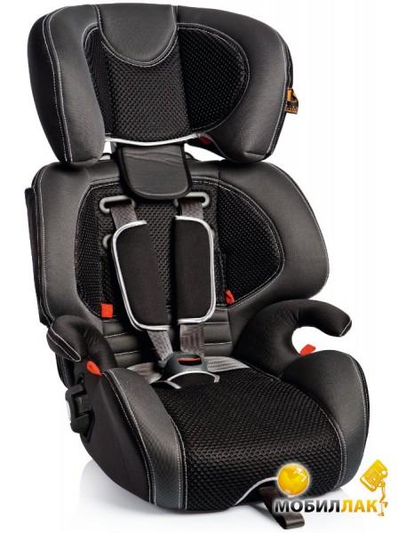 Bellelli Gio Plus Fix черно-серый Isofix (01GIP030IF) MobilLuck.com.ua 2238.000