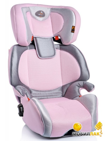 Bellelli Miki Plus Fix ярко-розовый Isofix (01MIP043IFBBY) MobilLuck.com.ua 2044.000