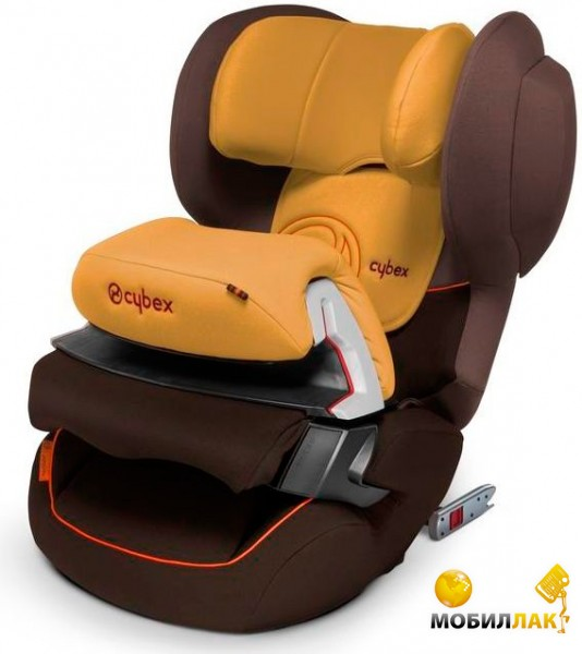 Cybex Автокресло Juno 2-Fix Candied Nuts (513119031) MobilLuck.com.ua 2569.000