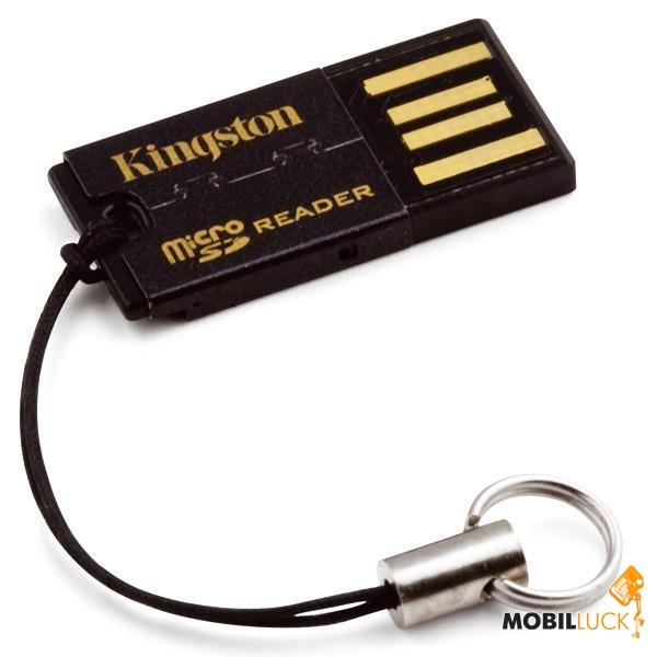 Kingston USB2.0 microSD Reader (FCR-MRG2) Kingston
