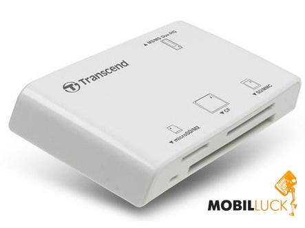 Transcend USB 2.0 TS-RDP8W Transcend