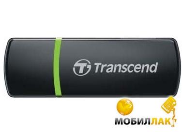 Transcend 5-in-1 USB2.0 Black (TS-RDP5K) Transcend