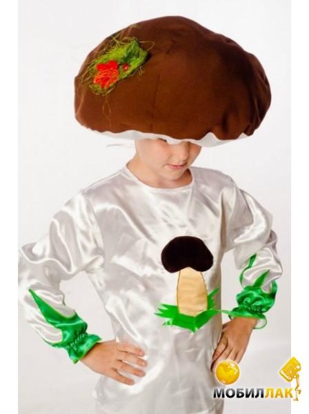 Как сделать шляпу гриба для ребенка фото
