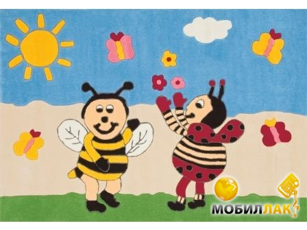 Arte Espina Детский ковер Joy 110*160 см Пчелки (4091/52 Joy) MobilLuck.com.ua 1646.000