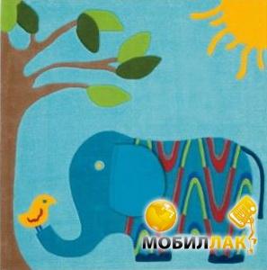 Arte Espina Детский ковер Joy 130*130 см Слоник (4050/64 joy) MobilLuck.com.ua 1234.000
