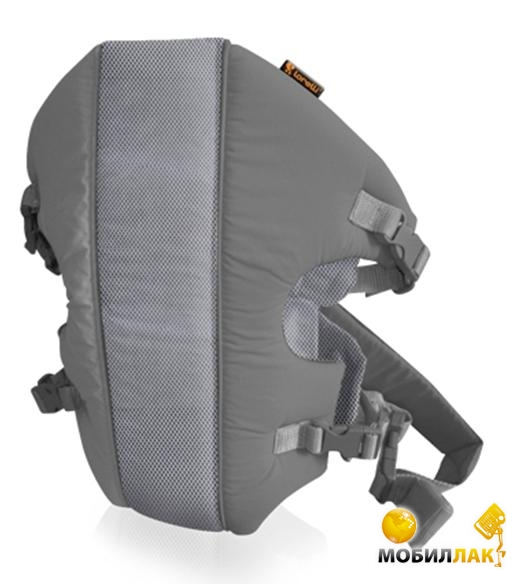 Bertoni Рюкзак-кенгуру Discovery Grey (10010081311) MobilLuck.com.ua 317.000