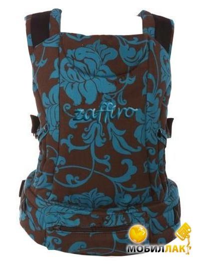 Womar Zaffiro Eco коричнево-бирюзовый в цветки (К-ка Womar Z.Eco к-б) MobilLuck.com.ua 959.000