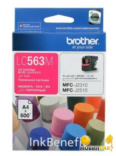 Brother LC563M Brother