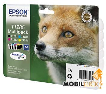 Epson T1285 MultiPack (C13T12854010) MobilLuck.com.ua 428.000