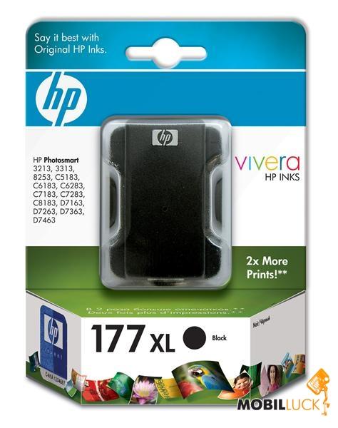 HP No.177XL black (C8719HE) HP