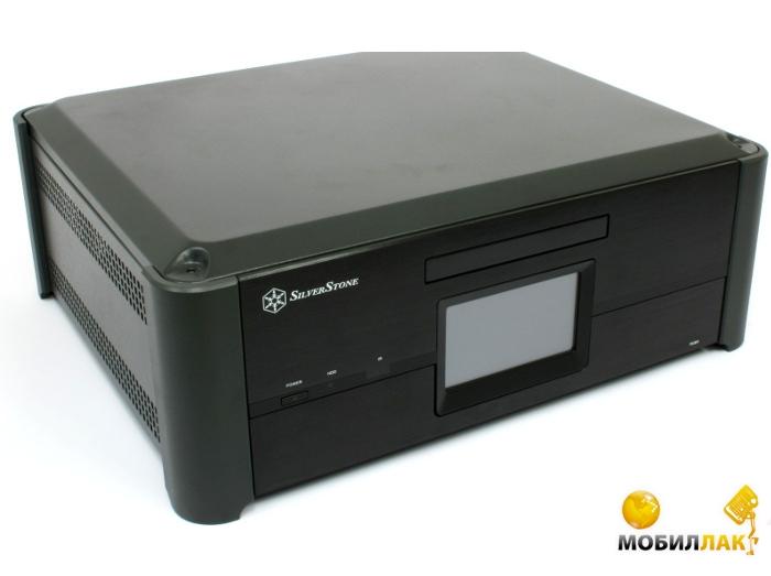Silver Stone Grandia SST-GD02B-MT HTPC (Black) MobilLuck.com.ua 5599.000