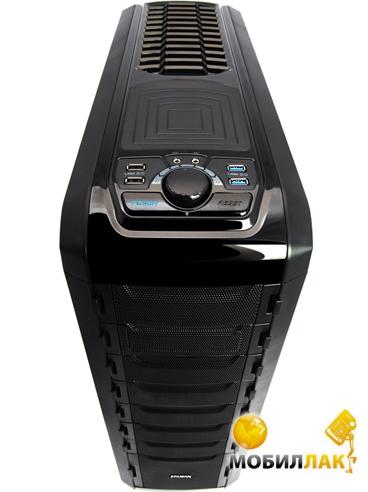 Корпус zalman z11 plus (black) steel/plastic, middletower