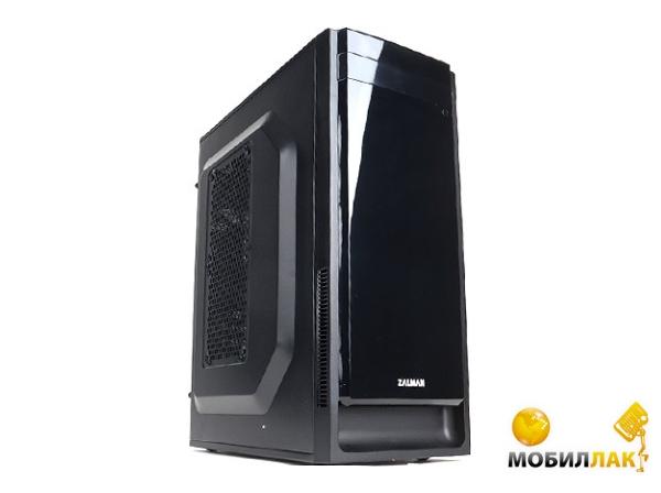 Zalman ZM-T2 Plus (Black) Zalman