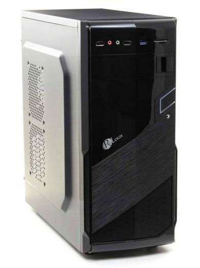 PrologiX B20/2004 Black Без БП PrologiX