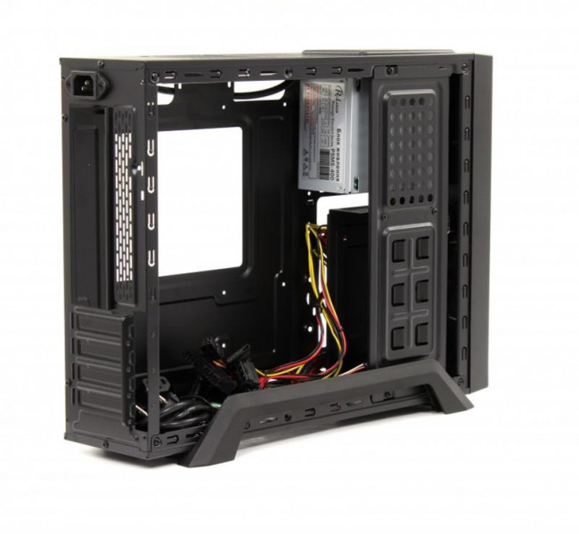 PrologiX M00/003 Black PSMS-400-8cm MicroATX/ITX PrologiX