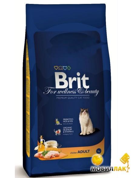 Сухой корм Royal Canin British Adult для британских кошек