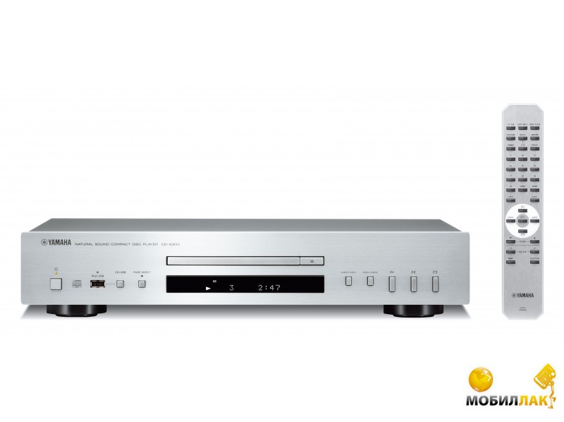 Yamaha CD-S300 Silver MobilLuck.com.ua 4658.000