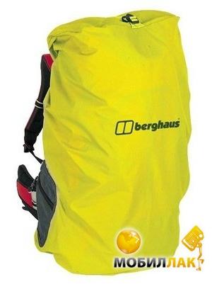 berghaus Berghaus 70 l Rain Cover Желтый (1036)