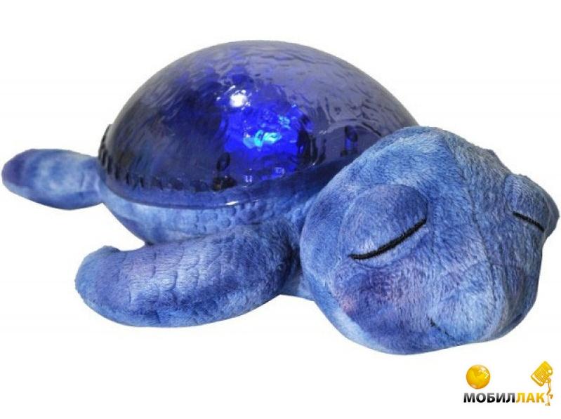 Cloud B Ночник-проектор Tranquil Turtle Purple (7423-PR) MobilLuck.com.ua 792.000