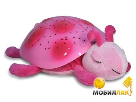 Cloud B Ночник-проектор Twilight Ladybug Pink (7353-PK) MobilLuck.com.ua 660.000