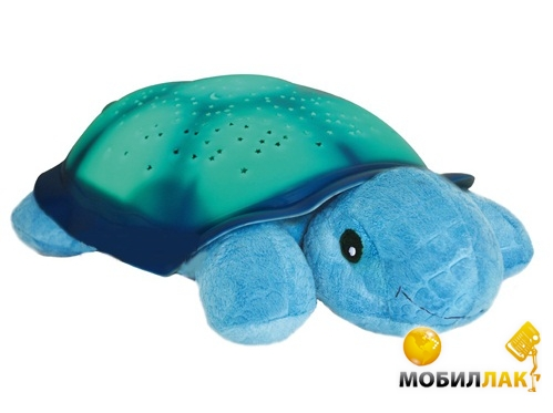 Cloud B Ночник-проектор Twilight Turtle Blue (7323-BL) MobilLuck.com.ua 660.000