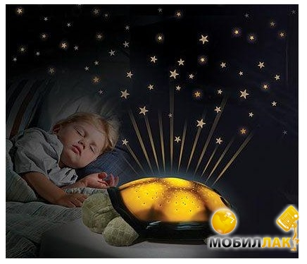 UFT Детский светильник Звёздная черепаха Софи MobilLuck.com.ua 295.000