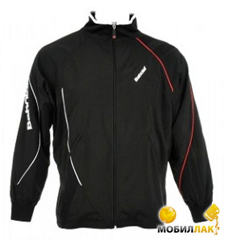babolat Babolat Jacket Club boys black (128) 42F971