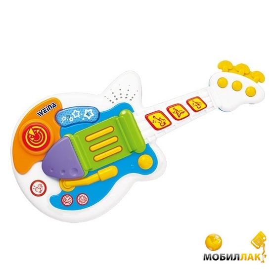 Weina Игрушка «Рок-гитара» (2099) MobilLuck.com.ua 297.000