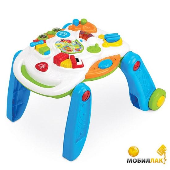 Weina Музыкальный игровой столик 2-в-1 (2137) MobilLuck.com.ua 780.000